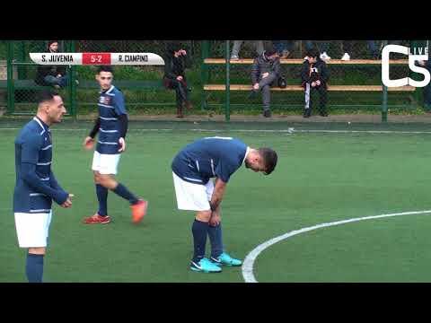 Calcio a 5, Serie C1: Sporting Juvenia - Real Ciampino, highlights e interviste