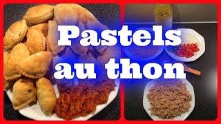vuclip ~Chausson au thon (Pastels _ Fataya)~ Tuna turnover