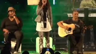 Aline Barros Canta Faz Um Milagre em Mim