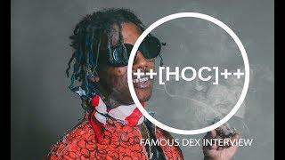 Famous Dex Interview | Studio Talk