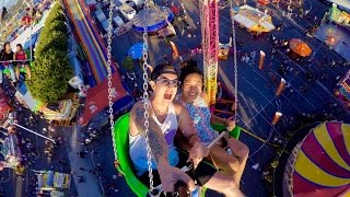 Food Vlog:  Orange County Fair 2015