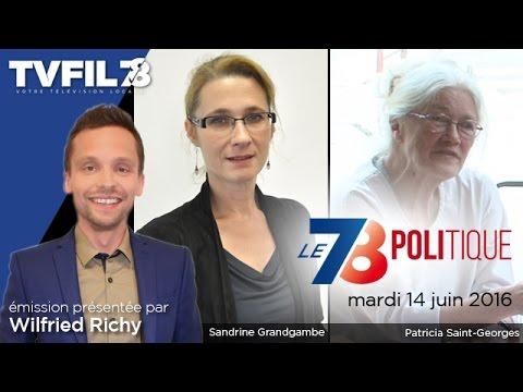 Le 7/8 Politique – Emission du 14 juin 2016