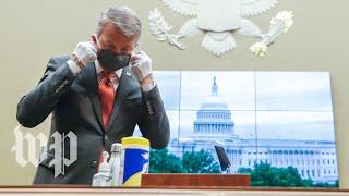 WATCH: Former top U.S. vaccine official Rick Bright testifies before Congress