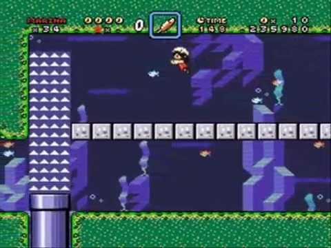 Some Guy Plays Super Marina World [2] Odd Underwater Currents