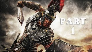 Ryse Son of Rome Gameplay Walkthrough Part 1 - The Beginning (pc)