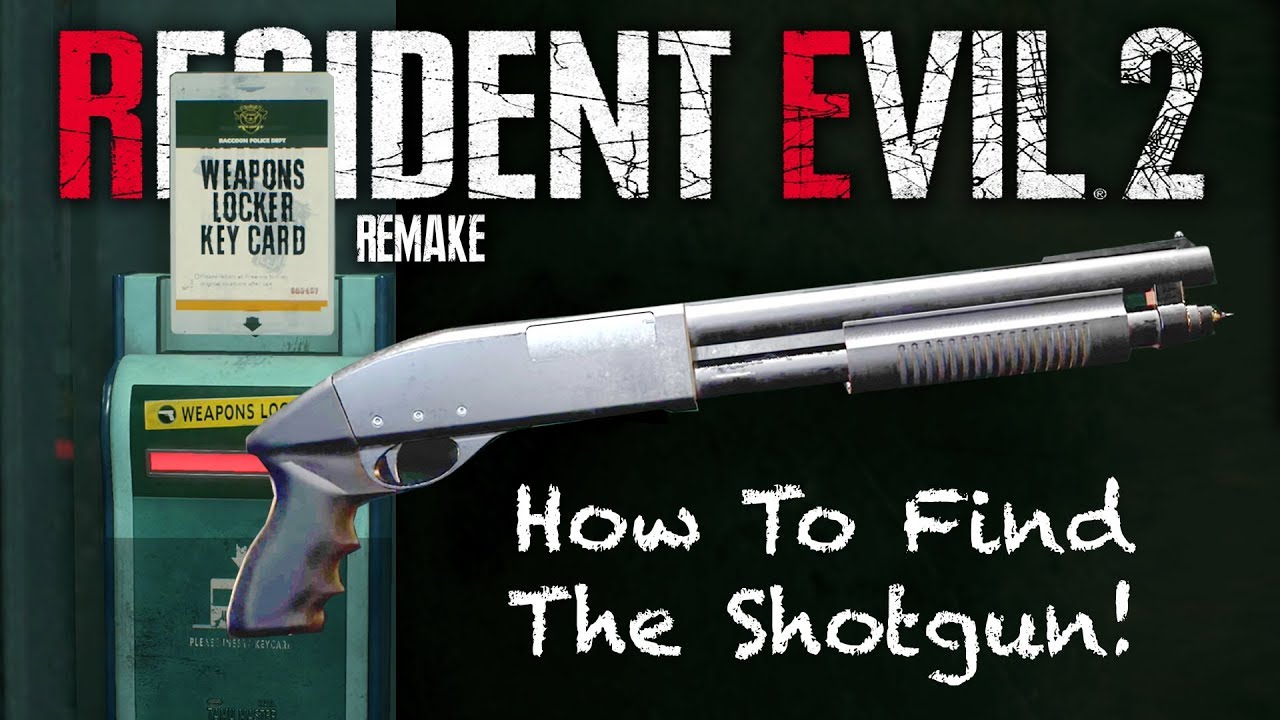 resident evil 2 remake special edition weapons