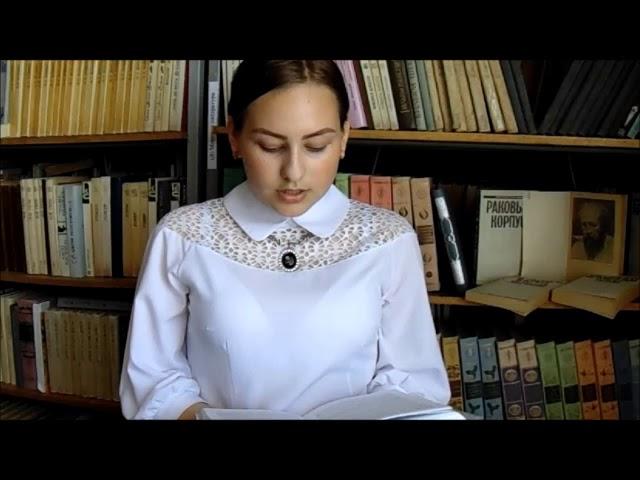 Изображение предпросмотра прочтения – ЕкатеринаТютюнник читает произведение «Матренин двор» А.И.Солженицына