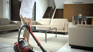 Hitachi Vacuum Cleaner Demo Video