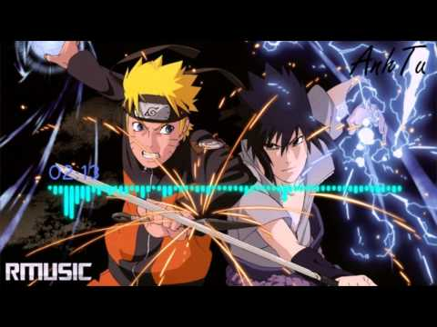 Kana Boon Silhouette : Naruto Opening 16