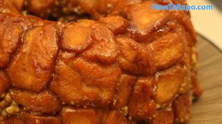 Monkey Bread Recipe - How To Make Monkey Bread Recipe Video