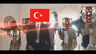 When you don't know you are attacking Turkey