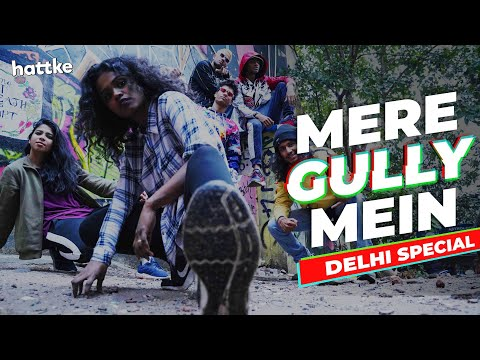 Mere Gully Mein | Asli Hip Hop Dance Cover Video | Divine (Vivian) & Naezy Delhi Tribute