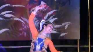 Mor Bhabonare (Rabindra Sangeet) dance performance by Sayani Roy