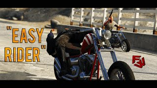 """Easy Rider"" 