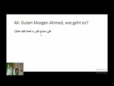 Arabisch lernen Folge 19 from YouTube · Duration:  5 minutes 47 seconds