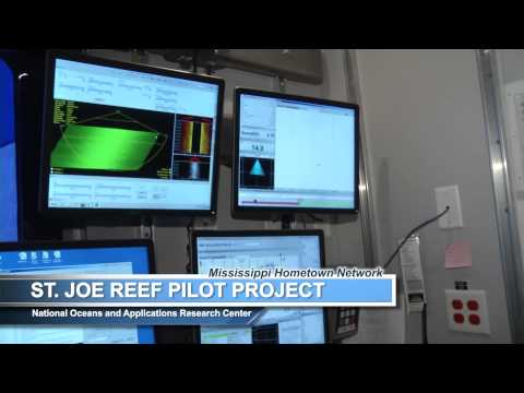 St. Joe Reef Pilot Project - National Oceans and Applications Research Center