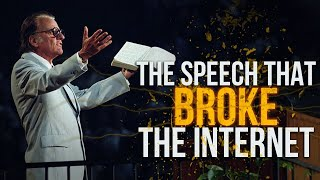 Billy Graham - Tнe Speech That Broke The Internet - Most Inspiring Ever