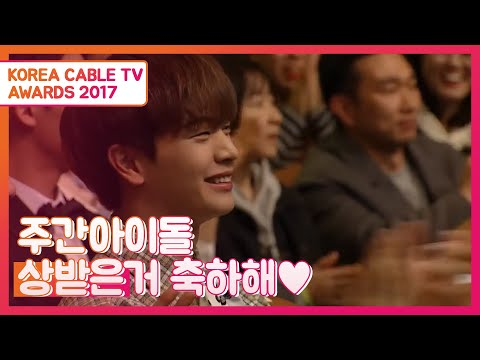 (Korea Cable TV Awards 2017) PP Work Award 'Goblin, Weekly Idol, Mnet Asian Music Award'