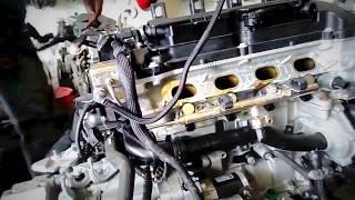 Moteur Peugeot essence turbo - 1.6 THP - تعرف على محرك بنزينة توربو