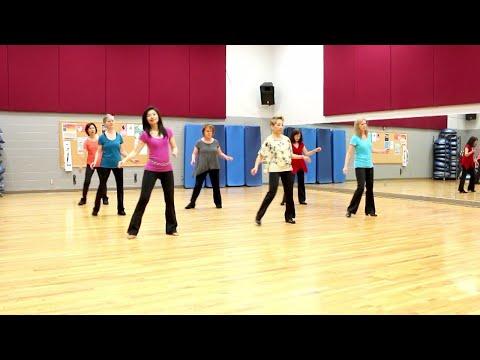 Magic Moment - Line Dance (Dance & Teach in English & 中文)