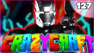 """Minecraft CRAZY CRAFT 3.0 SMP - """"THE WAR MACHINE"""" - Episode 127"""