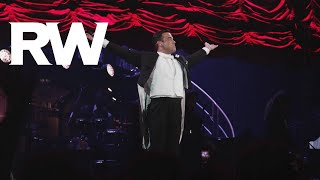 Robbie Williams | Shine My Shoes Live | Swings Both Ways Live