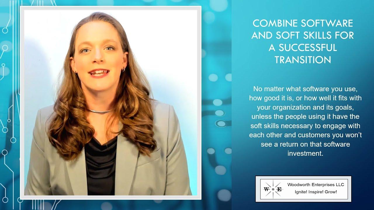Software and Soft Skills: A Winning Team