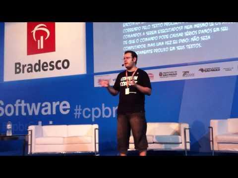 #CPBr5 - Programador REAL ao Vivo - Parte 1