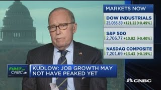 Watch CNBC's full interview with Larry Kudlow