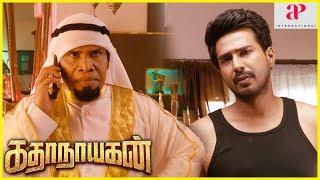 Katha Nayagan Tamil Movie   Vishnu Vishal diagnosed wrongly   Vijay Sethupathi   Anandaraj