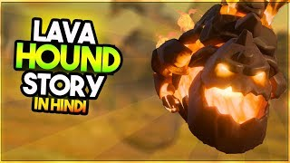 """LAVA HOUND""Story of Lava Hound in Hindi 
