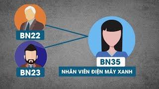 Bệnh nhân thứ 35 nhiễm Covid-19 là cô gái bán hàng siêu thị Điện Máy Xanh