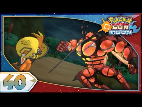 Pokémon Sun And Moon - Part 40 | Lusamine's Secret Plans! [NEW Nintendo 3DS 100% Walkthrough]