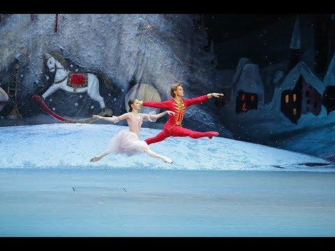 THE NUTCRACKER - Bolshoi Ballet in Cinema (Official trailer)