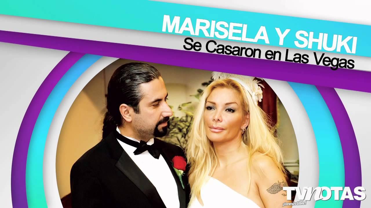 Marisela: Marimar Vega Y Adrian Uribe,Marisela Y Shuki Boda,Jose