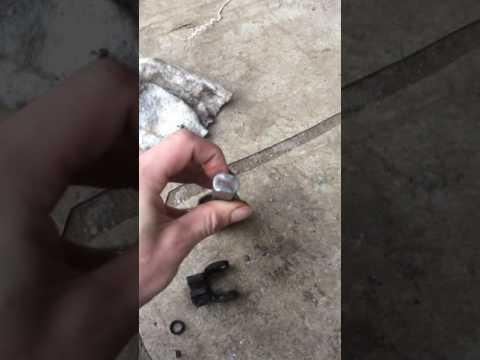 замена рулевого кардана на Альмера н 16
