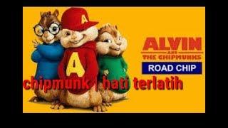 Chipmunk | hati terlatih