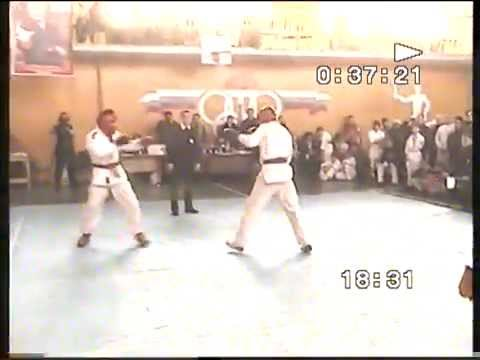 Артем Мхитарян, рукопашный бой 2010 год
