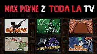 Max Payne 2 / All TV Shows (Español) [1080p]