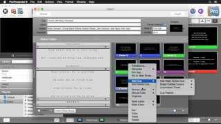 ProPresenter 6: Importing Songs