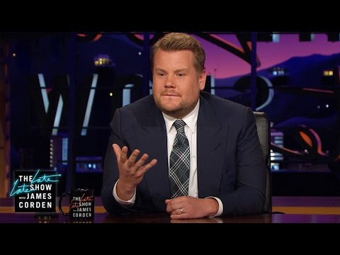 Thumbnail: James Corden's Message to Manchester