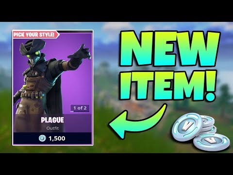 NEW PLAGUE SKIN GAMEPLAY / Fortnite Battle Royale Live / 160+ Wins 6400+ Kills