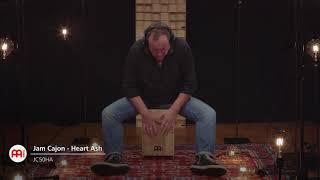 MEINL Percussion Jam Cajon Almond Birch - JC50HA