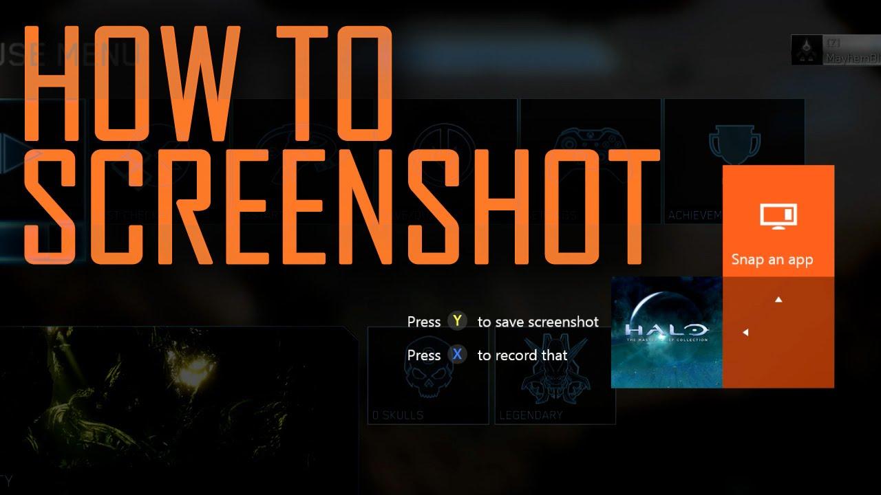 How To Screenshot