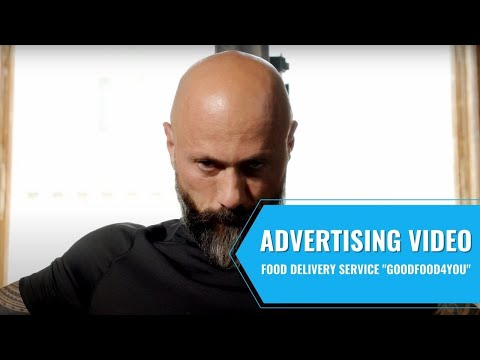 Advertising Video For GoodFood4you