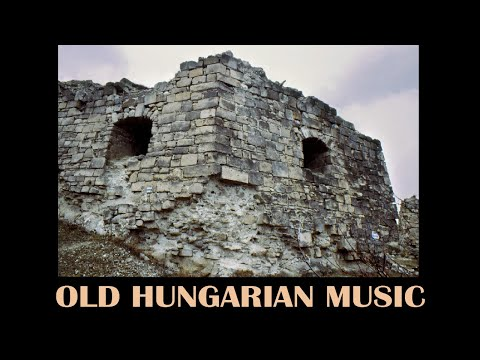Hungarian music from the 17th century by Arany Zoltán