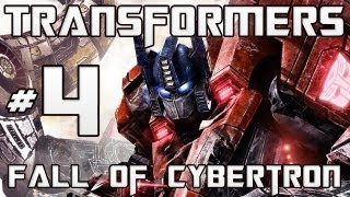 transformers fall of cybertron campaign chapter 3 part 1 metroplex heeds the call
