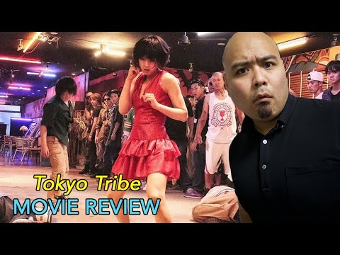 Tokyo Tribe - Movie Review