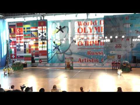 Show Dance, кубок мира. Дети, формейшены, финал