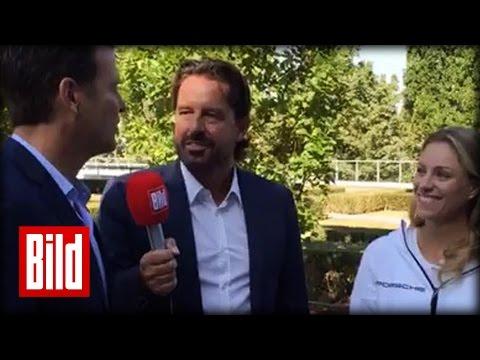Tennis: Angelique Kerber Von Oliver Bierhoff Zum Duell Herausgefordert
